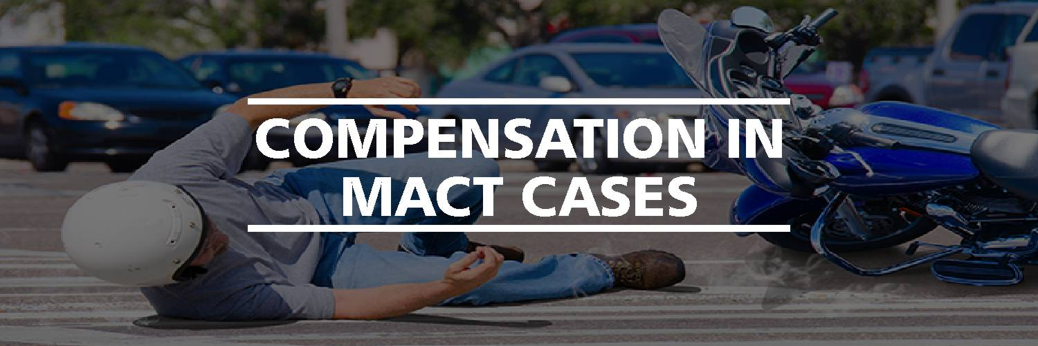 Compensation in MACT Cases