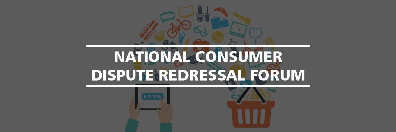 National Consumer Dispute Redressal Forum
