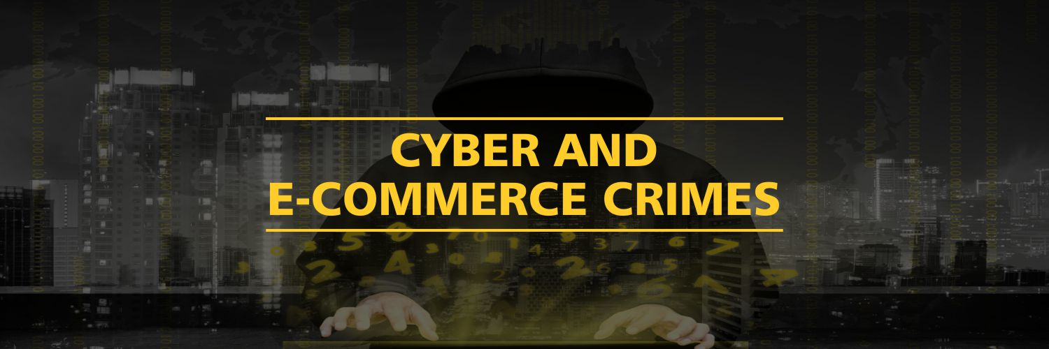 Cyber and E-Commerce Crimes
