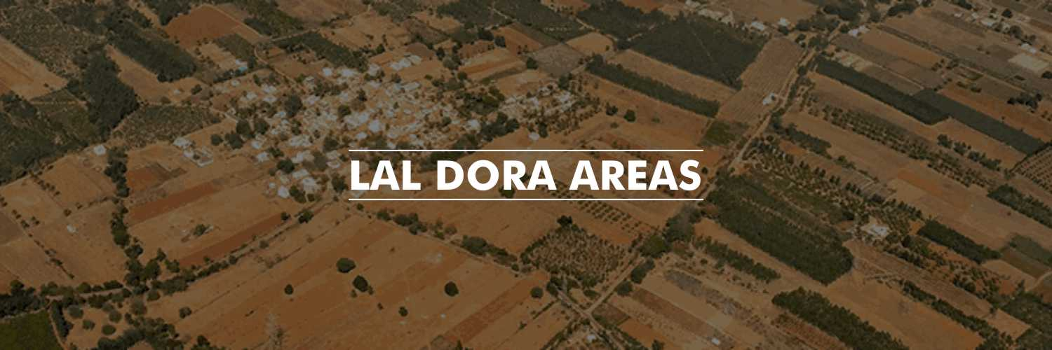 Things You Need to Know About Lal Dora Areas