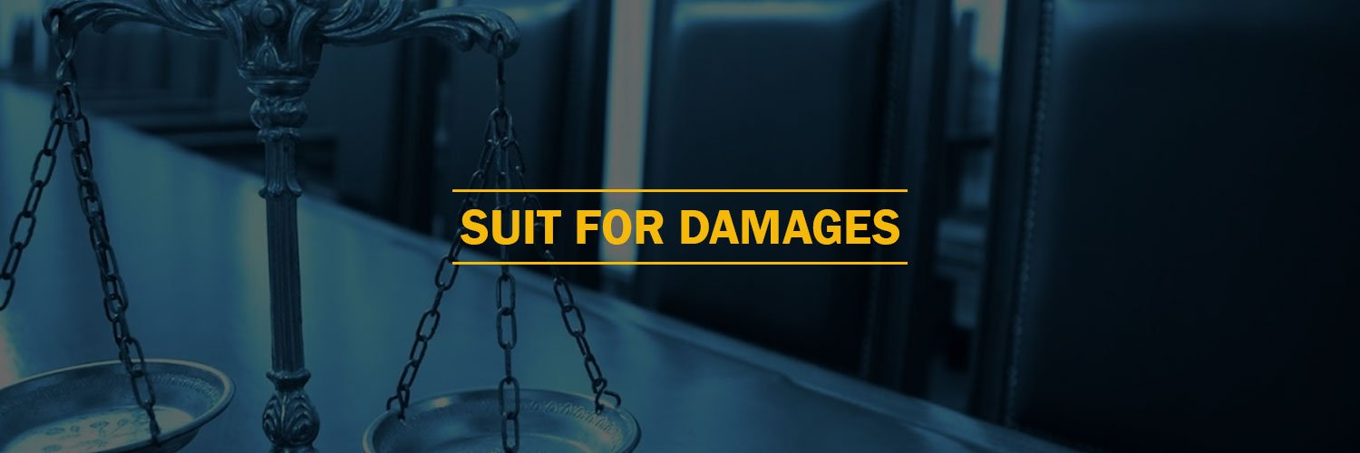 Suit for Damages