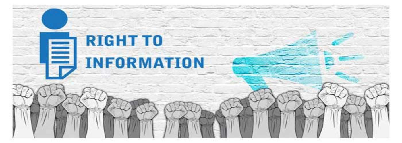 Limitations to Right to Information: An Indian Perspective