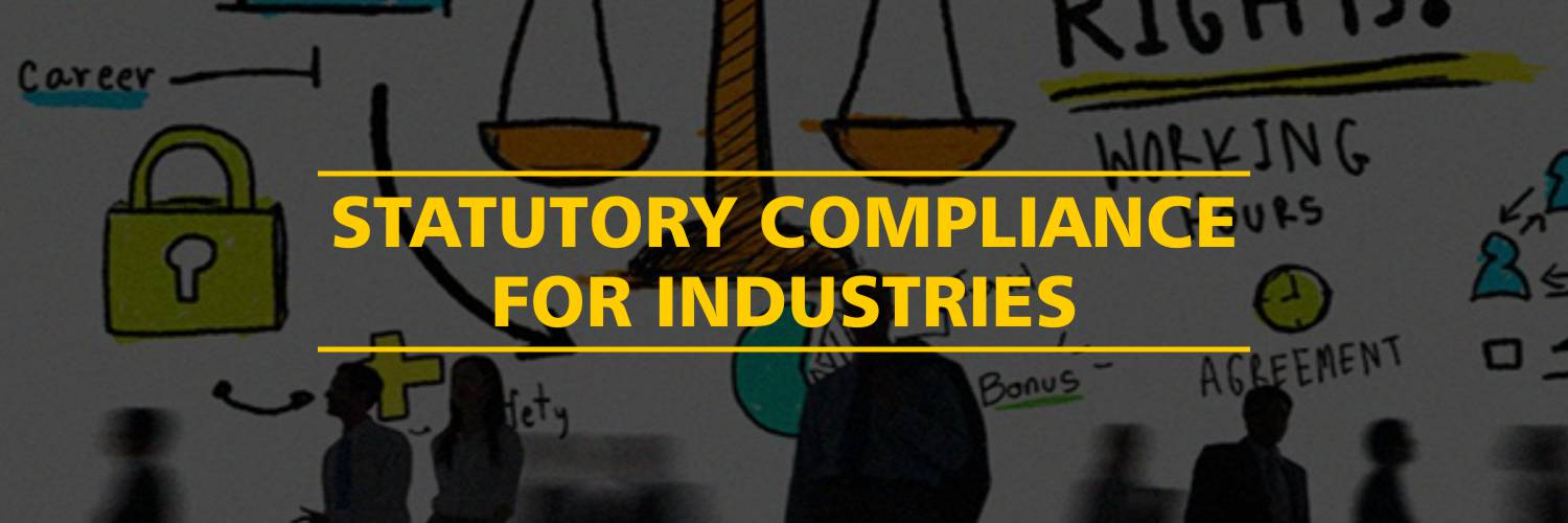Statutory Compliance for Industries