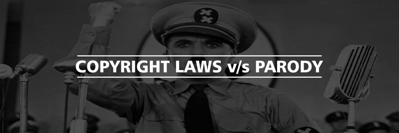 Copyright laws v/s Parody