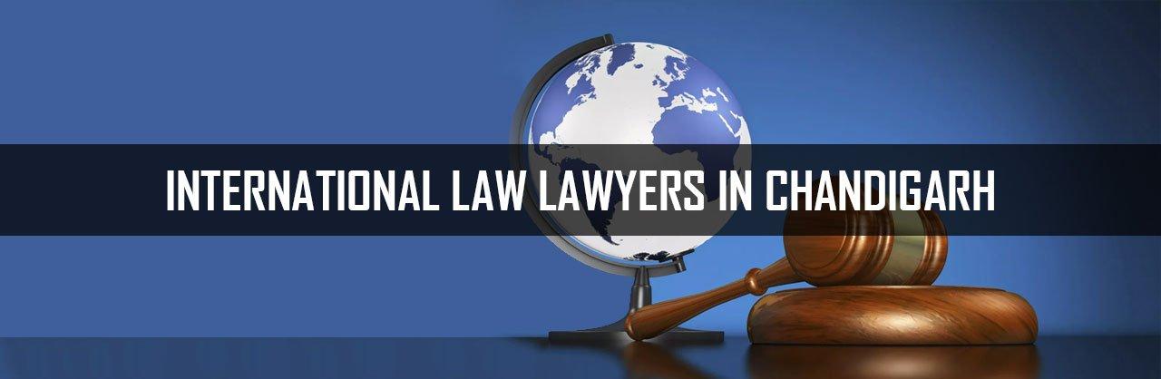 International law lawyers in Chandigarh