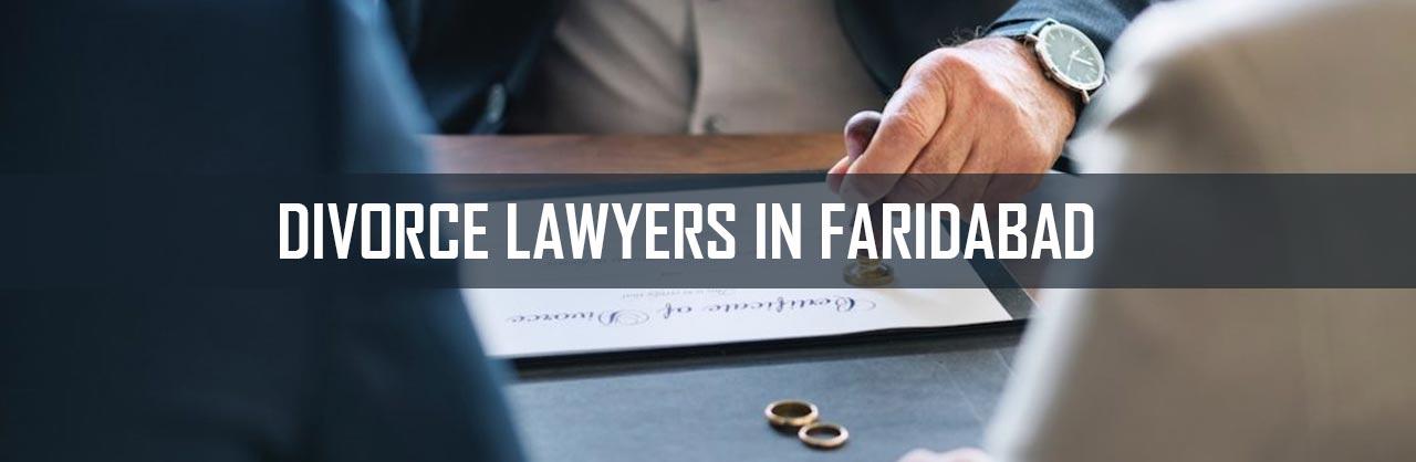 Divorce Lawyers in Faridabad