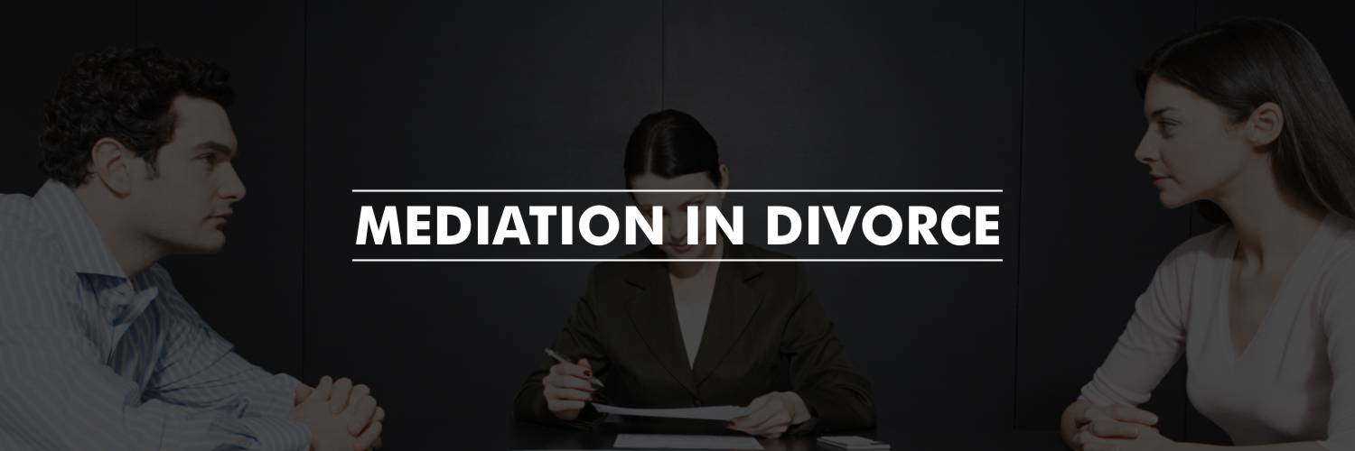 Mediation in Divorce
