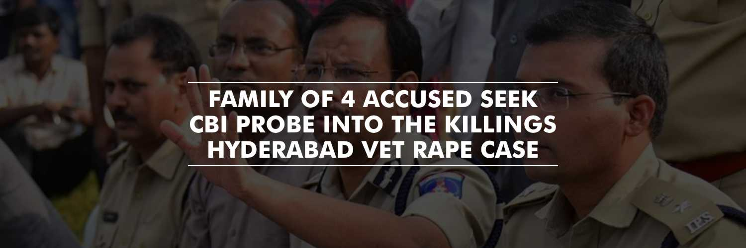 Family of 4 Accused in Hyderabad Gang-Rape Case Appeal to Supreme Court