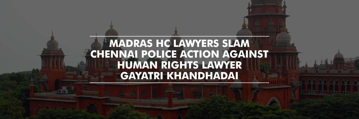 Anti-CAA 'Kolam' protesters Links with Pakistan are baseless – Madras HC Lawyer
