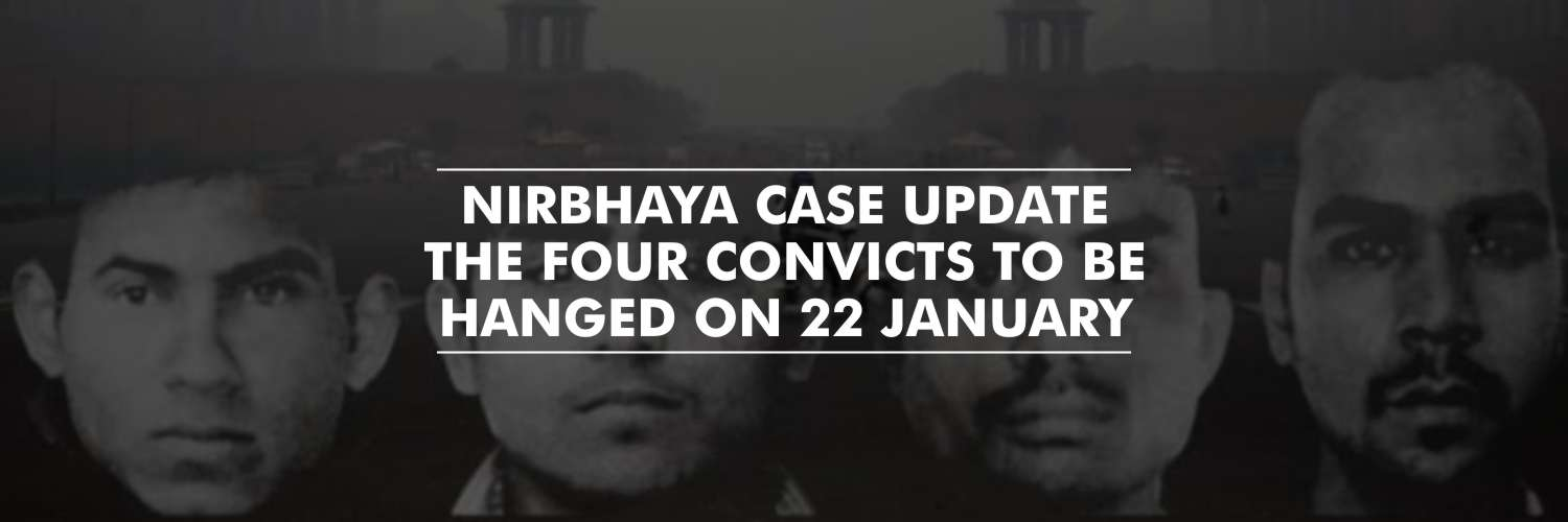 The four convicts in Nirbhaya gang-rape case to be hanged on 22 January