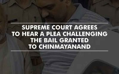 Supreme Court to hear a plea challenging the bail granted to Chinmayanand
