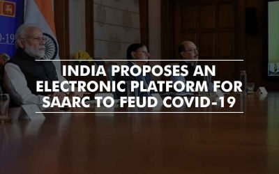 India proposes an electronic platform for SAARC to feud COVID-19