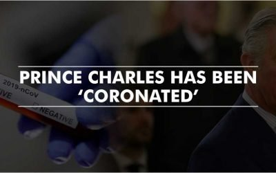 Prince Charles tested positive of the COVID-19