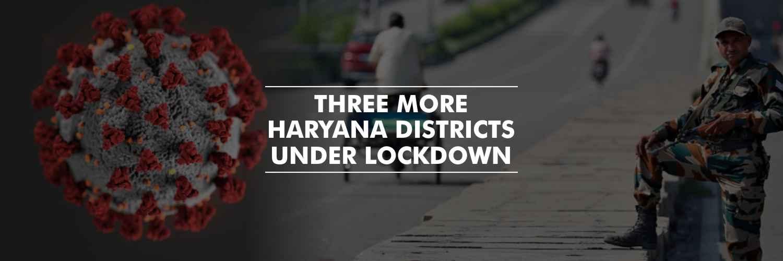 7 Haryana districts under lockdown till 31 March, amid COVID-19 threat