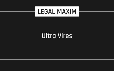 Ultra Vires
