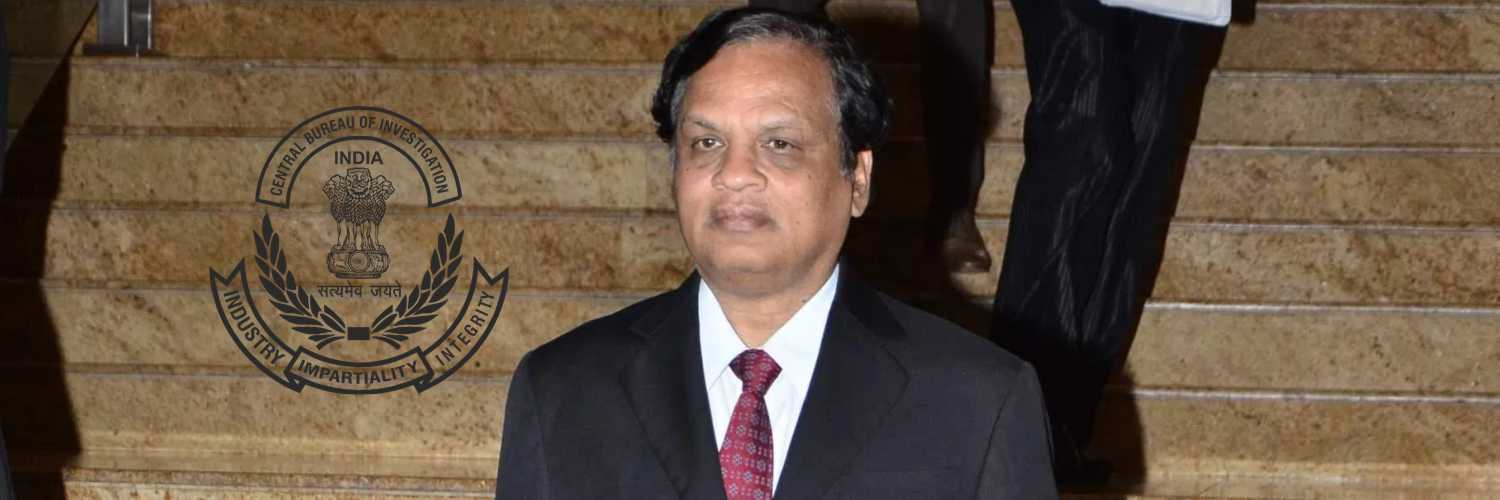 CBI charged Videocon MD Venugopal Dhoot and other officials in a Bank Fraud Case