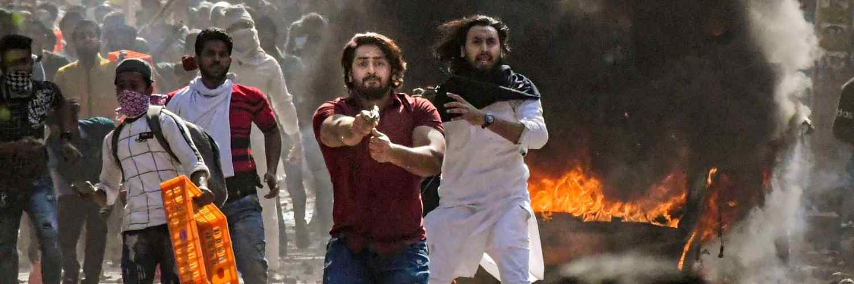 "Delhi High court rejected bail plea of ""pistol man"" Shahrukh Pathan booked in Delhi Riots"