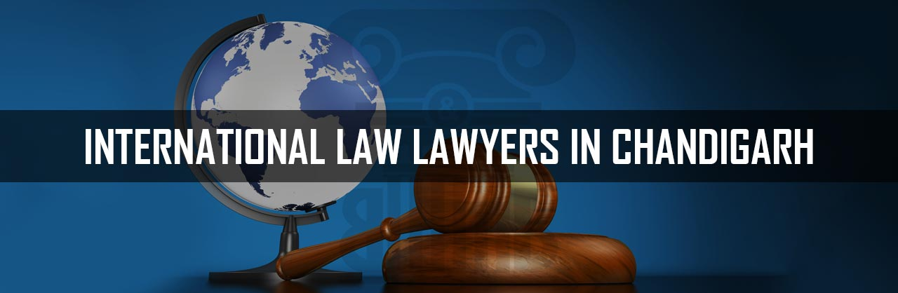 International law lawyers in Chandigarh