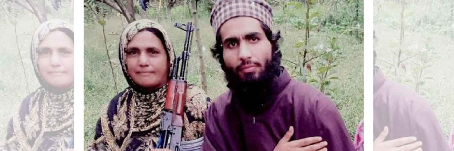 Slain Militant's mother Naseema Banoo detained under UAPA – J&K
