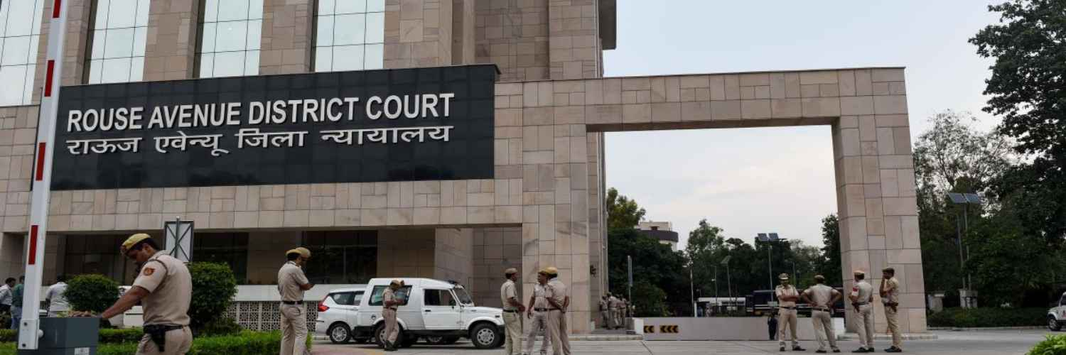 Staff rapes woman in the CBI court premises in Central Delhi