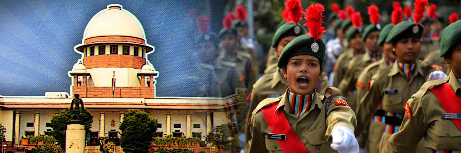 Centre Requests SC to Grant Six More Months to Implement Permanent Commission for Women in the Army