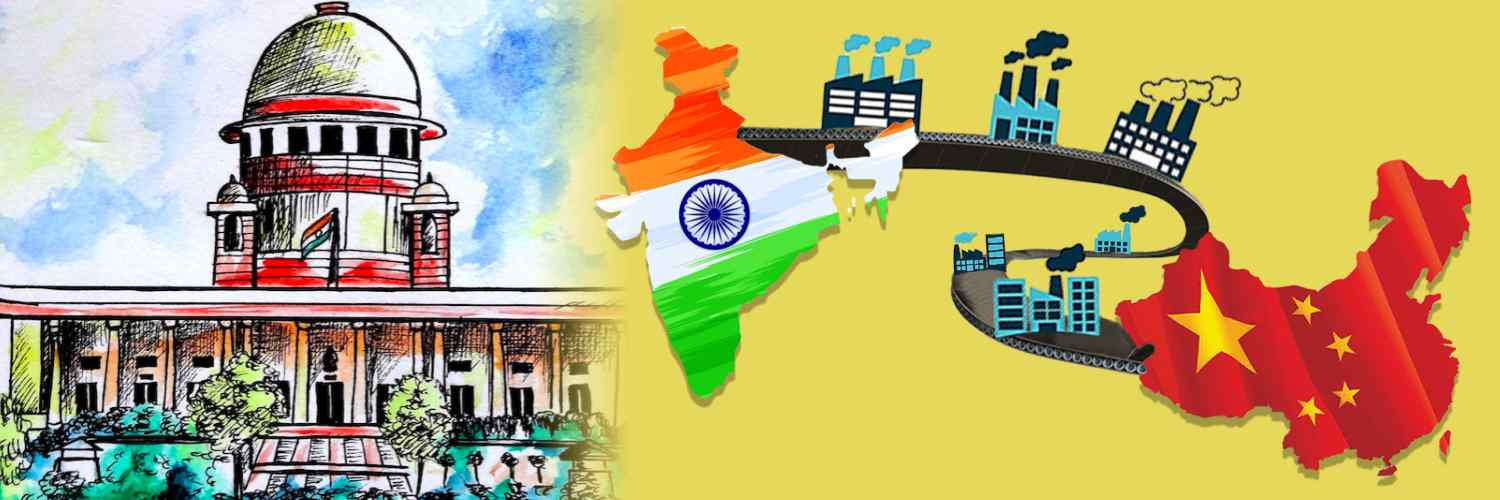 PIL in SC seeks directions to publicize all trade policies with China
