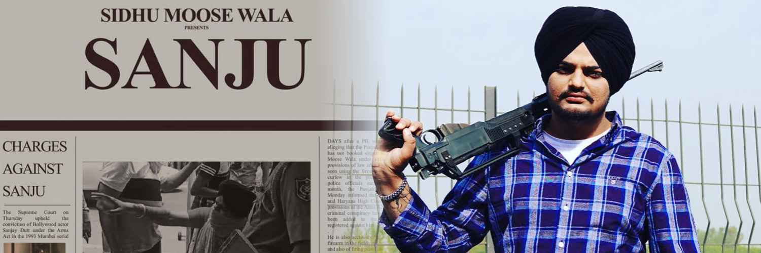 "Punjabi Singer Sidhu Moosewala Again Booked for Promoting Violence and Gun Culture in His Latest Song ""Sanju"""
