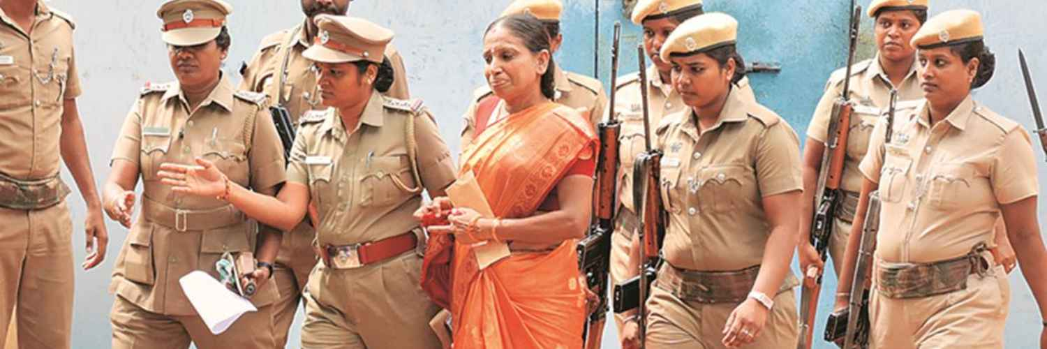 Rajiv Gandhi Assassination Case Life Convict Nalini Sriharan Attempted Suicide in Vellore Prison