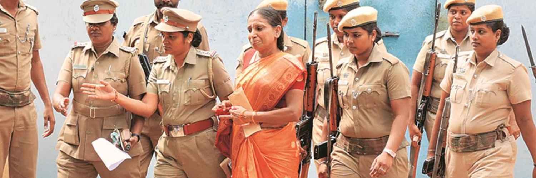 Rajiv Gandhi Assassination Case Life Convict Nalini Sriharan Attempted Suicide in Vellore Prison