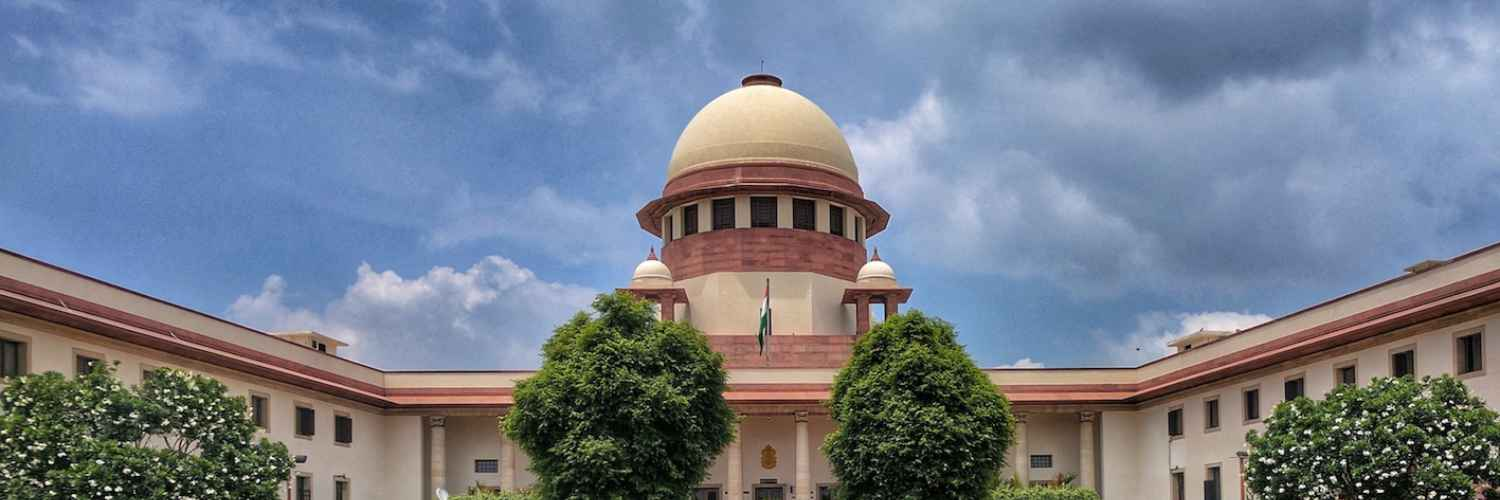 SC Dismisses Plea Alleging Registry Officials Being Biased While Listing the Matters and Imposed Rs 100 Fine