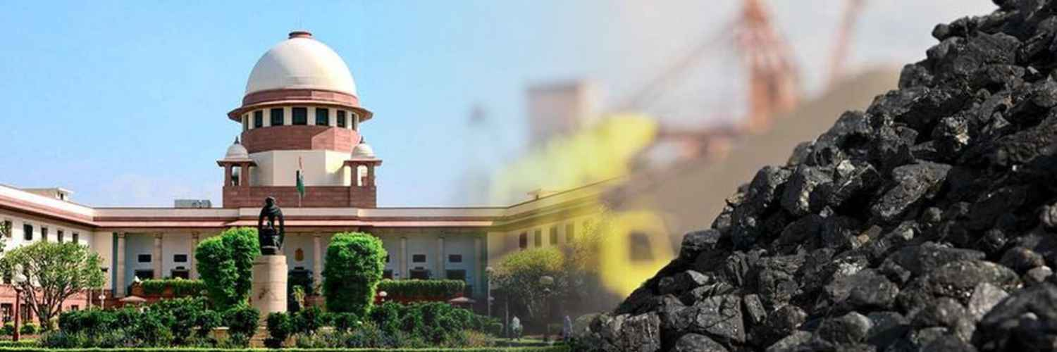 Supreme Court seeks centre's reply on virtual coal blocks auction for commercial mining