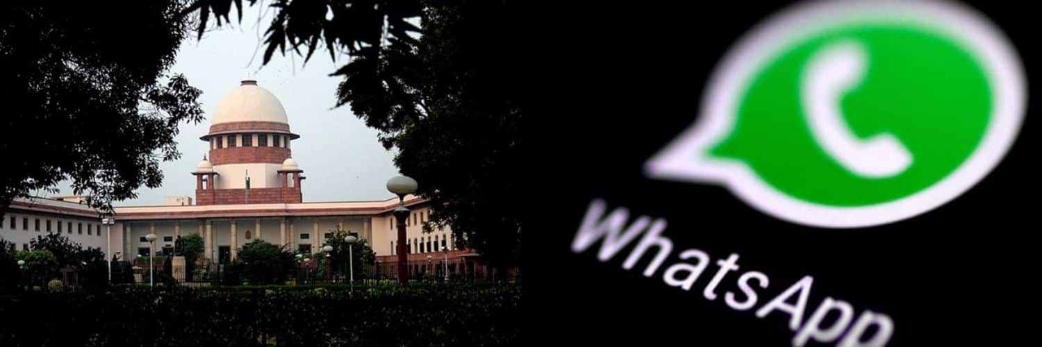 Whatsapp, Email, Fax, Telegram can be Used for Summoning – Supreme Court