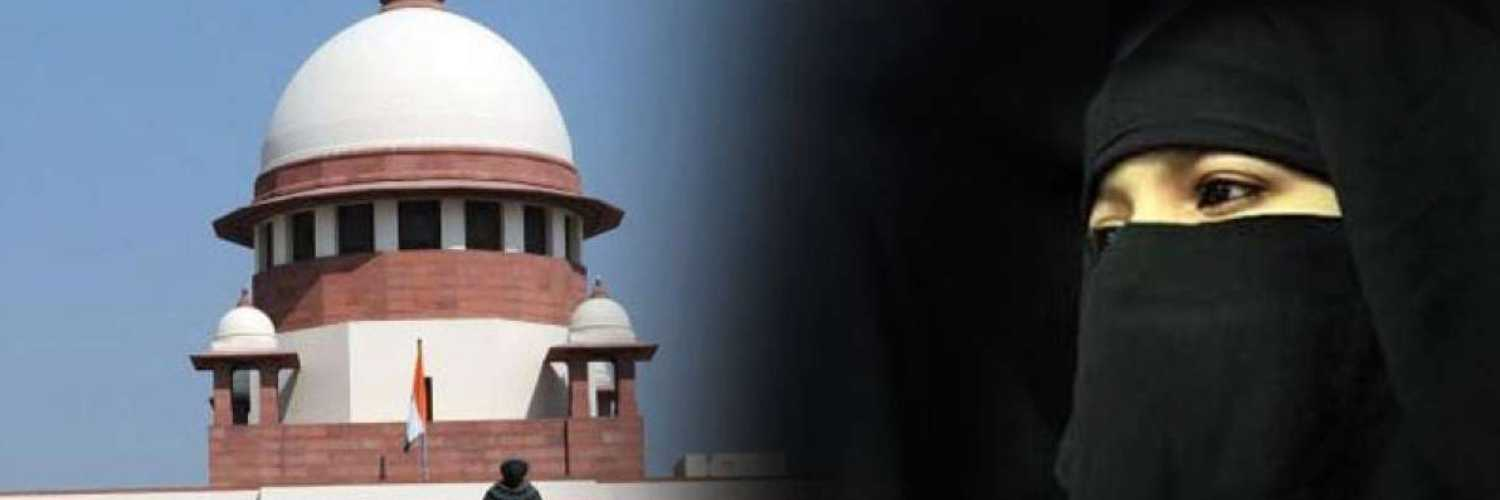 Woman moves Supreme Court challenging Triple Talaq Law; calls it detrimental for marital relationship