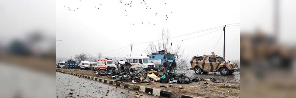 13,500-Page Charge-Sheet Filed in 2019 Pulwama Terror Attack; JeM Chief and 18 Others Named by NIA