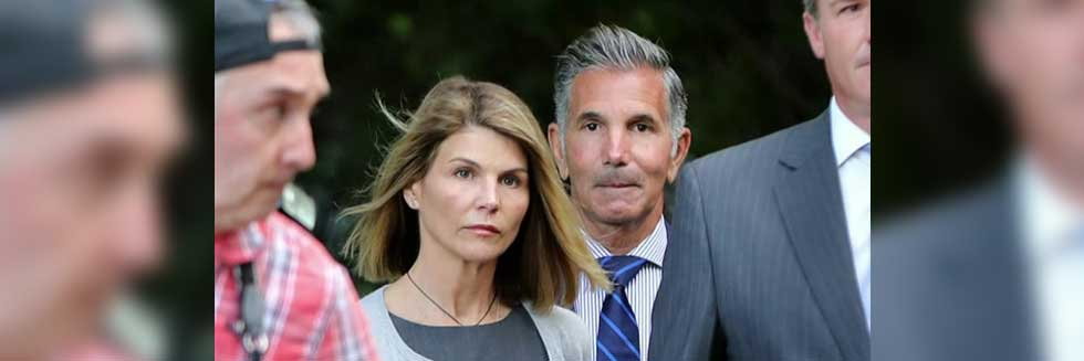 "Actor Lori Loughlin Sentenced to Two Months Imprisonment in College Admission Scandal ""Varsity Blues"""