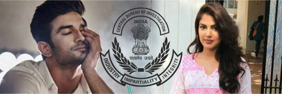 CBI Takes Charge Over Sushant Rajput Case; Rhea Chakraborty Accused