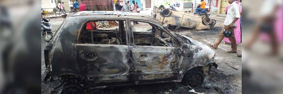 Death Toll Reached 3 in Bengaluru Communal Violence; 110 People Arrested and Section 144 Imposed