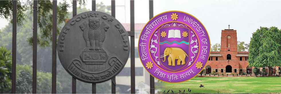 Delhi HC Gives Nod to Online Open Book Examination (OBE) for Final Year Students of Delhi University