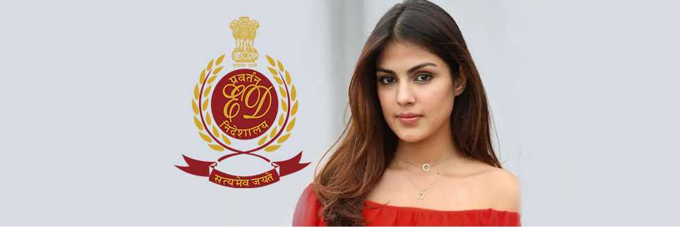 ED Summoned Rhea Chakraborty and Family Under PMLA in Sushant Singh Rajput Death Case