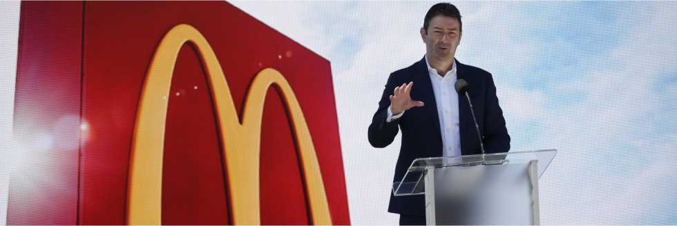 McDonald's sues Fired CEO Easterbrook after discovering three more sexual relationships with subordinates
