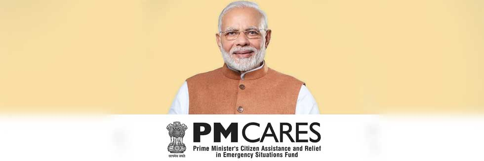 PMO Denied RTI Plea Seeking Information on PM-CARES Fund