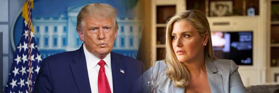 Former Model Amy Dorris Accused Donald Trump of Sexual Harassment during 1997 US Open Tennis Tournament