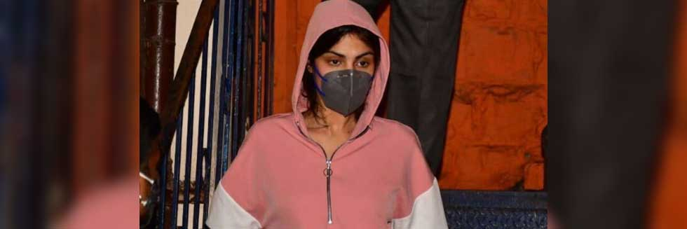 NDPS Court Extends Rhea Chakraborty's Judicial Custody Till October 6