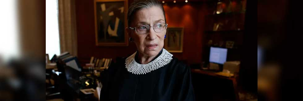 Progressive US Supreme Court Justice Ruth Bader Ginsburg Dies at 87