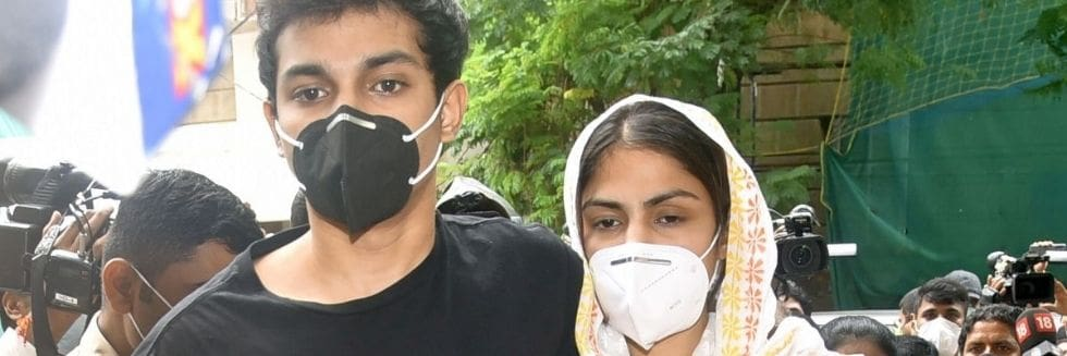 Bombay High Court Grants Bail to Rhea Chakraborty, Brother Showik Still in Custody