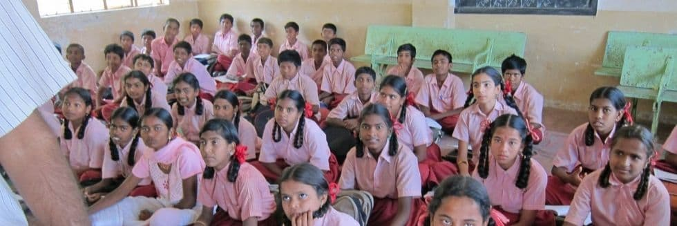 English medium education to help poor, marginalised students – AP to SC