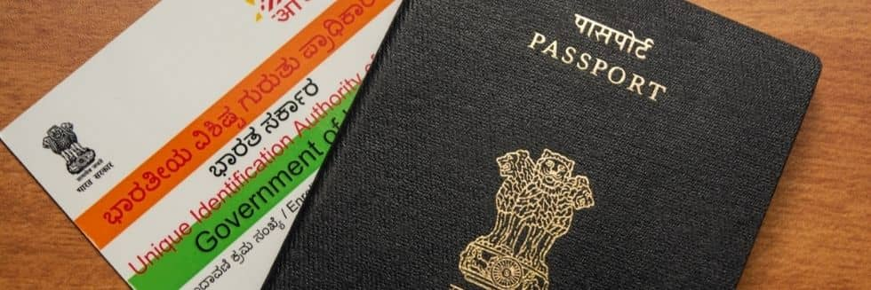 Foreign nationals do not automatically become Indian Citizens by mere relinquishment of foreign Citizenship, possession of Aadhaar, PAN or Voter ID