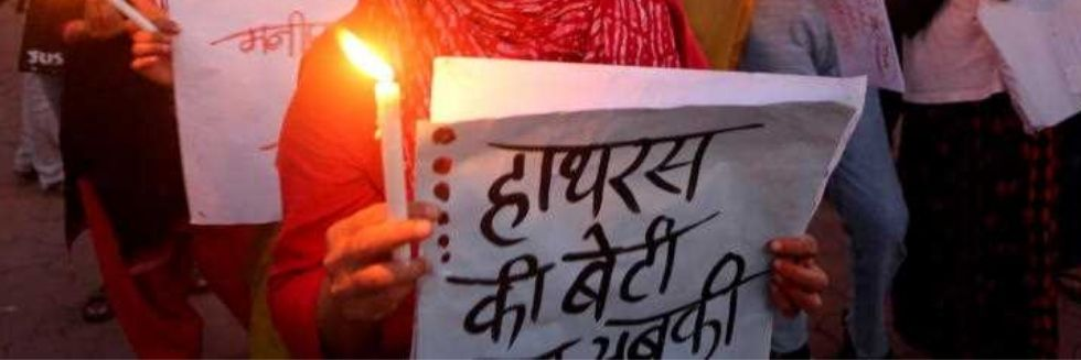 Hathras Rape Victim's 2.30 AM Cremation Was to Avoid Large Scale Violence, UP Govt to Supreme Court