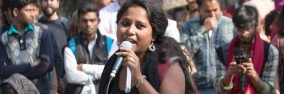 Supreme Court Declines Delhi Police Plea Challenging Pinjra Tod Activist Devangana Kalita's Bail Order