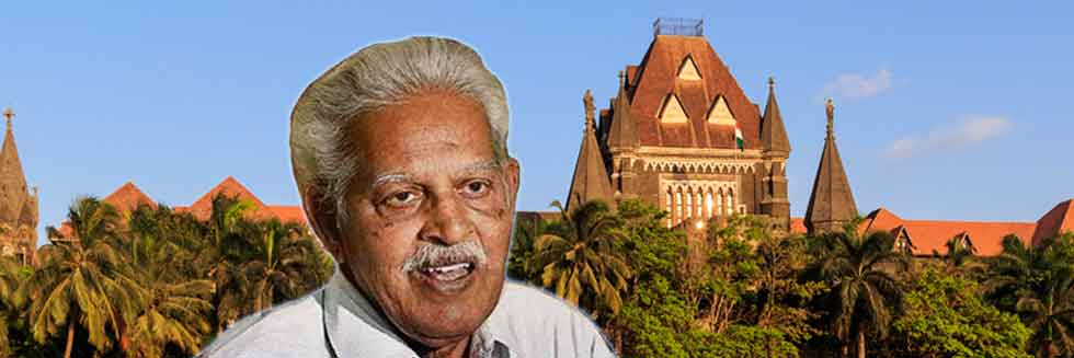 """He is Almost on His Death Bed"" – Bombay HC Orders to Shift Varavara Rao to Nanavati Hospital"